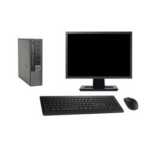 """Dell OptiPlex 790 USFF 19"""" Core i3 3,3 GHz - SSD 480 Gb - 4GB AZERTY"""
