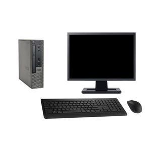 """Dell OptiPlex 790 USFF 19"""" Core i3 3,3 GHz - SSD 480 Gb - 8GB AZERTY"""