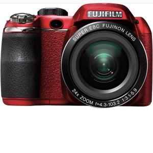 Bridge - Fujifilm Finepix S4200 - Rouge