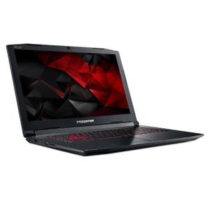 "Acer Helios 300 PH317-51-54MB 17"" Core i5 2,5 GHz - SSD 128 GB + HDD 1 TB - 8GB - NVIDIA GeForce GTX 1060 AZERTY - Frans"