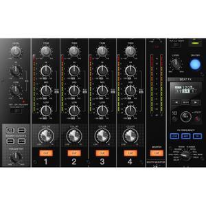 DJ Controller Pioneer DJM-750 MK2