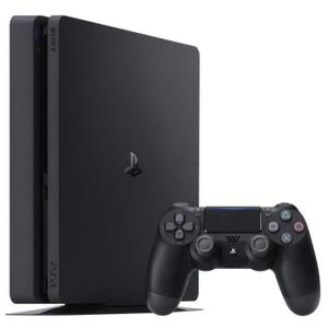 Sony PlayStation 4 Slim 500 GB + Call Of Duty Modern Warfare - Zwart