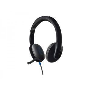 Casque   Gaming Bluetooth avec Micro Logitech H540 - Noir