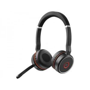 Casque Réducteur de Bruit Bluetooth avec Micro Jabra Evolve 75 - Noir