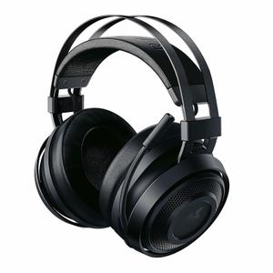 Casque   Gaming Bluetooth avec Micro Razer Nari Essential - Noir
