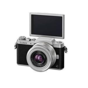 Hybride Panasonic Lumix  DMC-GF7KEF-S - Gris/Noir + Objectif Lumix g vario 12-32mm/ f3.5-5.6 asph