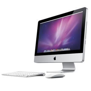 "iMac 20""  (Juin 2007) Core 2 Duo 2,0 GHz  - HDD 1 To - 4 Go AZERTY - Français"
