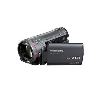 Caméra Panasonic HDC-SDT750 - Noir