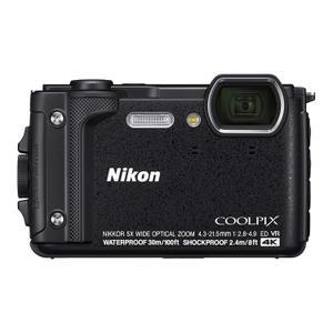 Kompaktkamera  Nikon Coolpix W300 - Schwarz