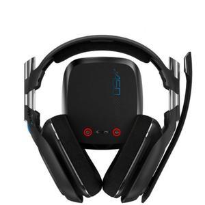 A50 + Mix Amp Tx Geluidsdemper Gaming Hoofdtelefoon - Bluetooth Microfoon Zwart