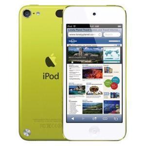 Lecteur MP3 & MP4 iPod Touch 5 64Go - Jaune