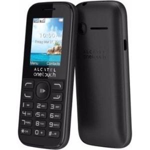 Alcatel OneTouch 1052G - Schwarz- Ohne Vertrag