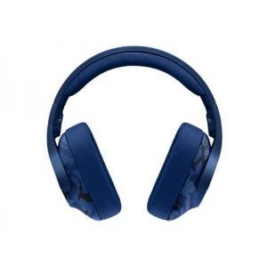 Casque Gaming avec Micro Logitech G433 - Bleu
