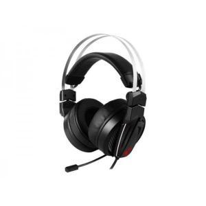 Msi Immerse GH60 Gaming Ακουστικά Μικρόφωνο - Μαύρο