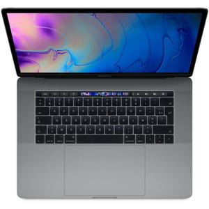 "MacBook Pro Touch Bar 15"" Retina (2018) - Core i7 2,2 GHz - SSD 256 Go - 16 Go AZERTY - Français"