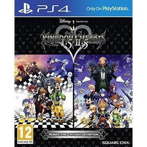 Kingdom Hearts HD 1,5 + 2,5 Remix - PlayStation 4