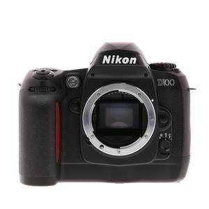 Nikon D100 Reflex 6Mpx - Black