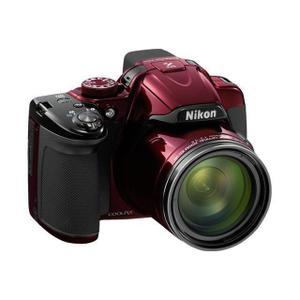 Bridge Nikon Coolpix P520 - Rood