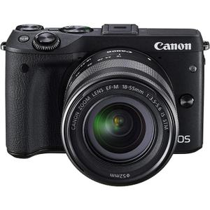 Canon EOS M3 Hybrid 24 - Black