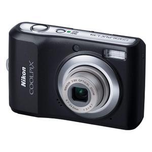 Compact Nikon L20 - Zwart