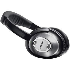 QuietComfort 15 Geluidsdemper Hoofdtelefoon - Microfoon Zilver