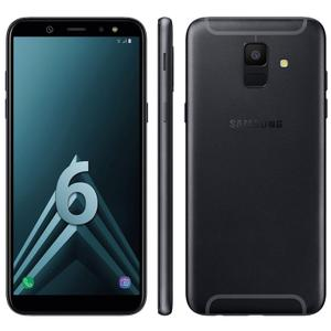 Galaxy A6 32GB Dual Sim - Nero
