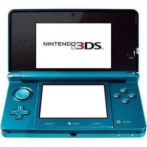 Console Nintendo 3DS - Bleu