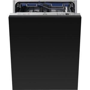 Lave-vaisselle encastrable 54 cm Smeg STL7235L - 13  Couverts