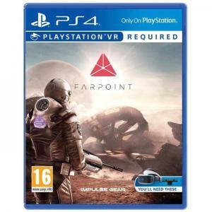 Farpoint - PlayStation 4 VR