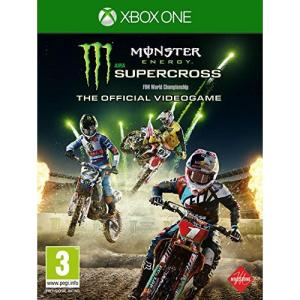 Monster Energy Supercross The Official Videogame - Xbox One