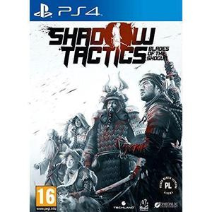 Shadows Tactics: Blades of the Shogun - PlayStation 4