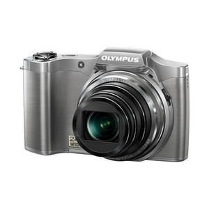 Compact - Olympus SZ-14 Argent Olympus 24x Wide Optical Zoom ED 25-600mm f/3-6.9