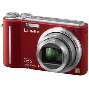Compact - Panasonic Lumix DMC-TZ7 Rouge Leica 12X Optical Zoom DC Vario-Elmar ASPH Mega O.I.S.