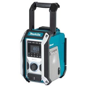 Baustellenradio Bluetooth Makita DMR114 - Blau