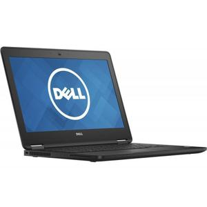 "Dell Latitude E7270 12"" Core i5 2,4 GHz  - SSD 256 GB - 4GB Tastiera Francese"