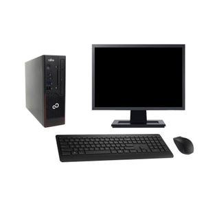 "Fujitsu Esprimo C720 SFF 19"" Core i5 3,2 GHz - HDD 2 TB - 8GB teclado francés"