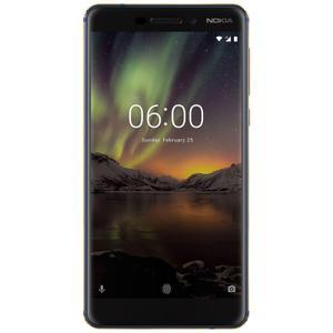 Nokia 6.1 32 Gb   - Blau - Ohne Vertrag