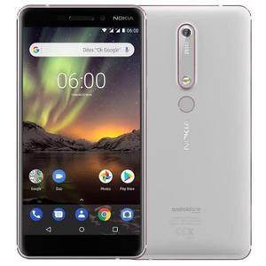 Nokia 6.1 32GB - Valkoinen - Lukitsematon