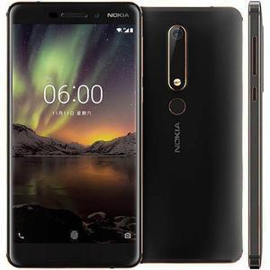 Nokia 6.1 32GB Dual Sim - Zwart - Simlockvrij