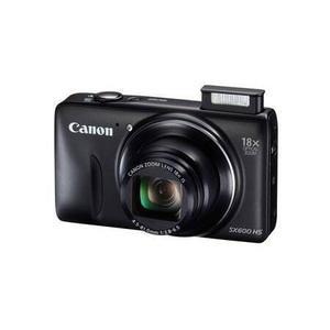 Cámara compacta Canon PowerShot SX600 HS - Negro