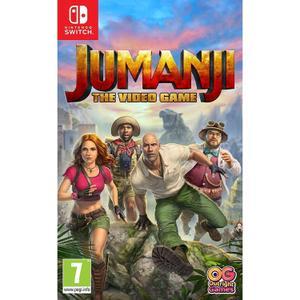 Jumanji - Nintendo Switch