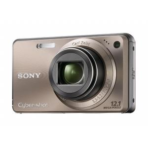 Cámara compacta Sony Cyber-Shot DSC-W290 - Champán