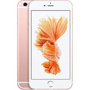 iPhone 6S Plus 128GB - Ruusukulta - Lukitsematon