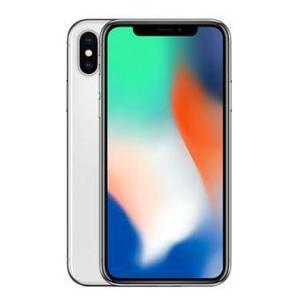 iPhone X 64 Gb   - Plata - Libre