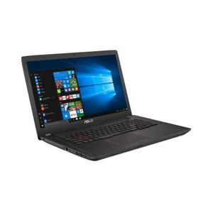 """Asus ROG FX753VD-GC536T 17"""" Core i7 2,8 GHz  - SSD 256 Go + HDD 1 To - 8 Go - NVIDIA GeForce GTX 1050 AZERTY - Français"""