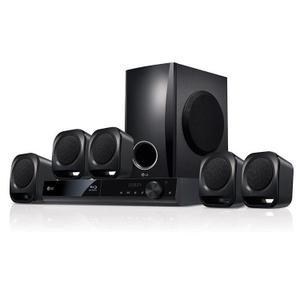 Soundbar & Home Cinema LG BH4120S - Μαύρο