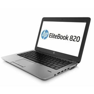 """HP EliteBook 820 G2 12"""" Core i5 2,2 GHz - SSD 240 Go - 8 Go AZERTY - Français"""