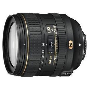 Objectif Nikon AF-S DX Nikkor 16-80 mm f/2.8-4E ED VR