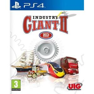 Industry Giant 2 HD Remake - PlayStation 4