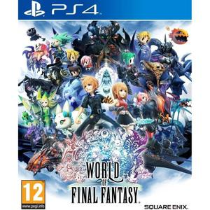 World of Final Fantasy - PlayStation 4
